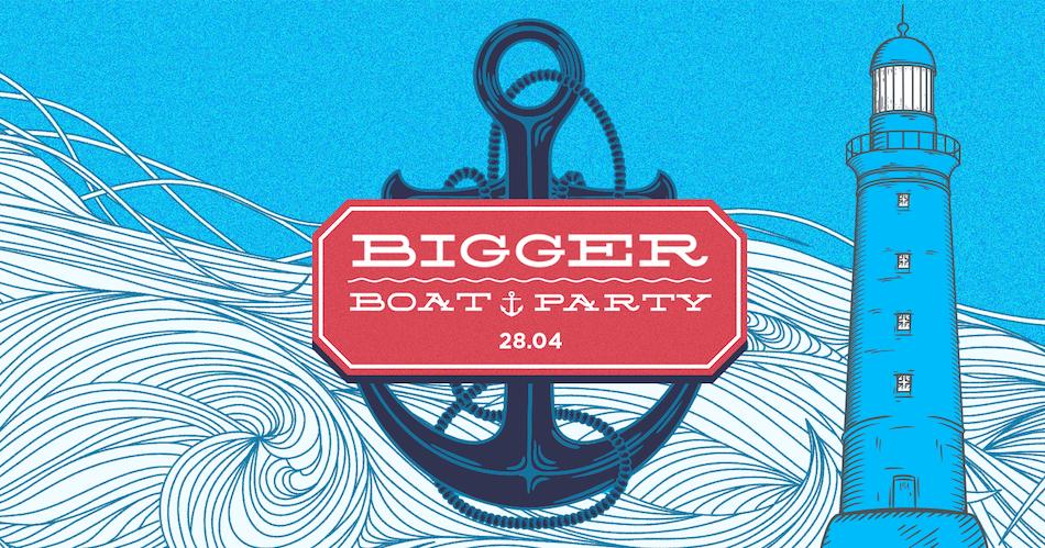 Bigger Boat Party zaprasza na pokład