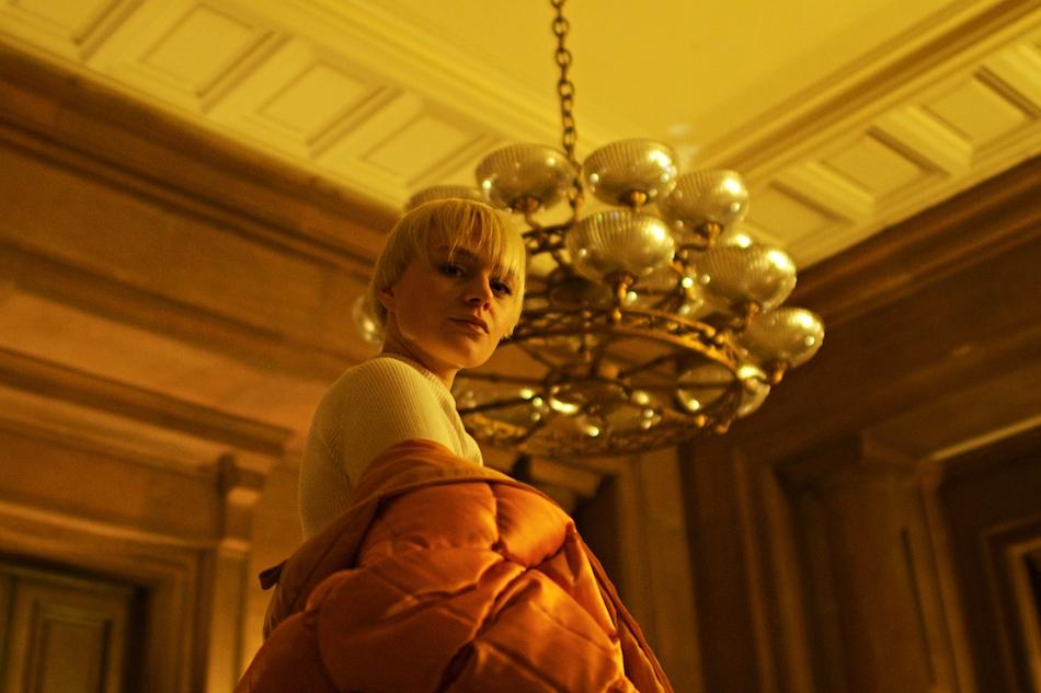 Inspiracja najntisami w nowym klipie Rosalie.