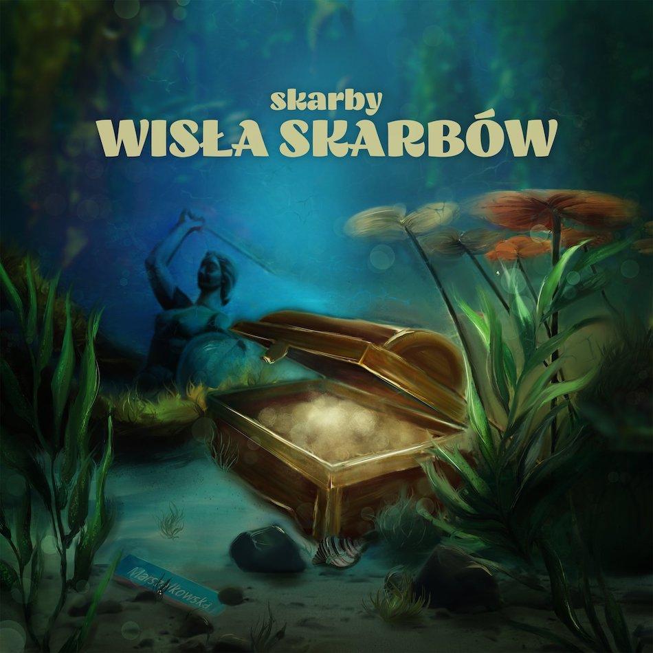 Wisła Skarbów, czyli album idealny na lato