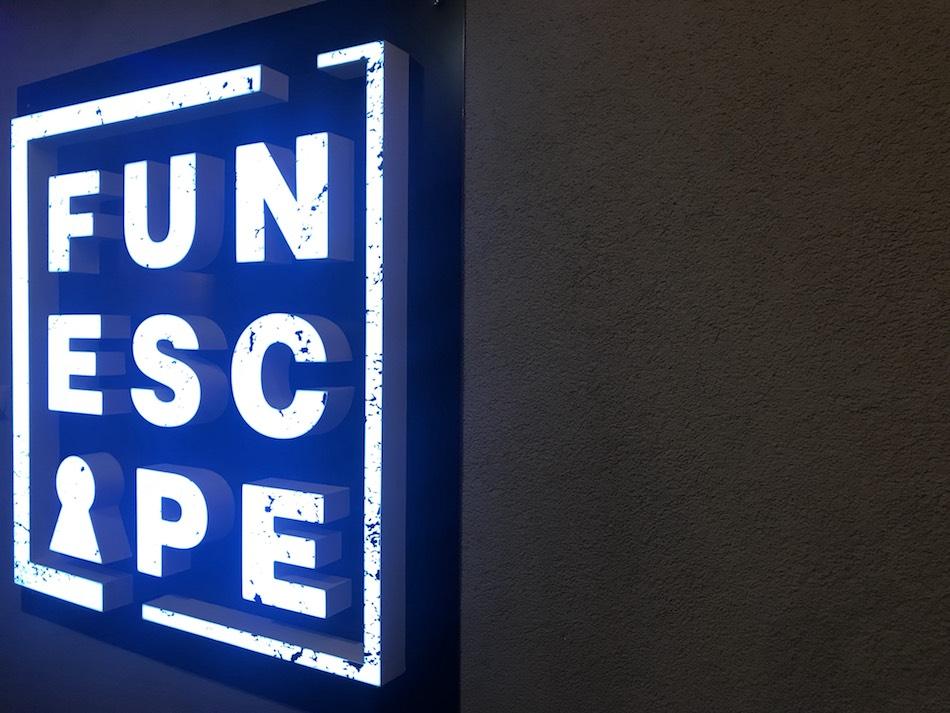 Byliśmy tam: Fun Escape