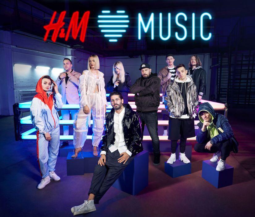 H&M Music startuje już w najbliższy weekend
