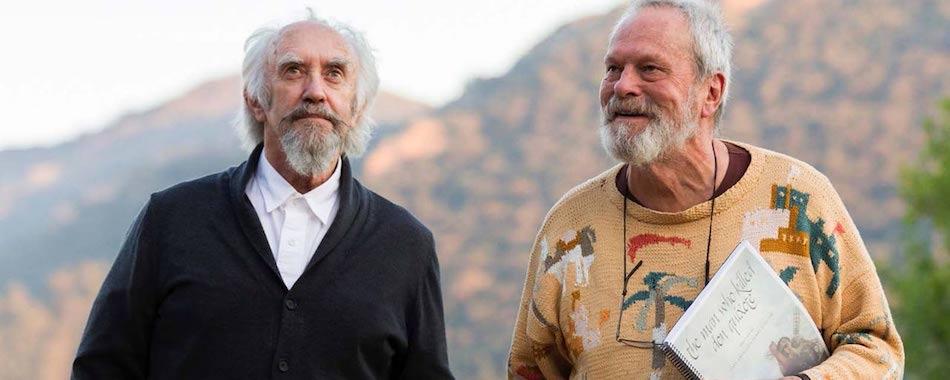 Terry Gilliam i inni gośćmi festiwalu Nowe Horyzonty