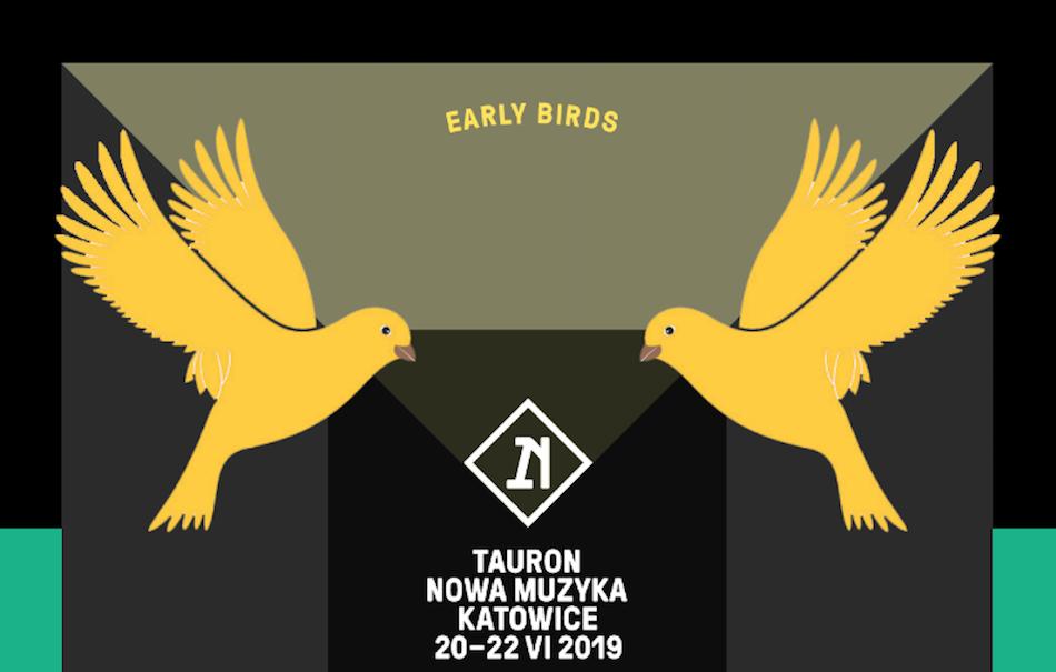 Tauron Nowa Muzyka – karnety Early Birds