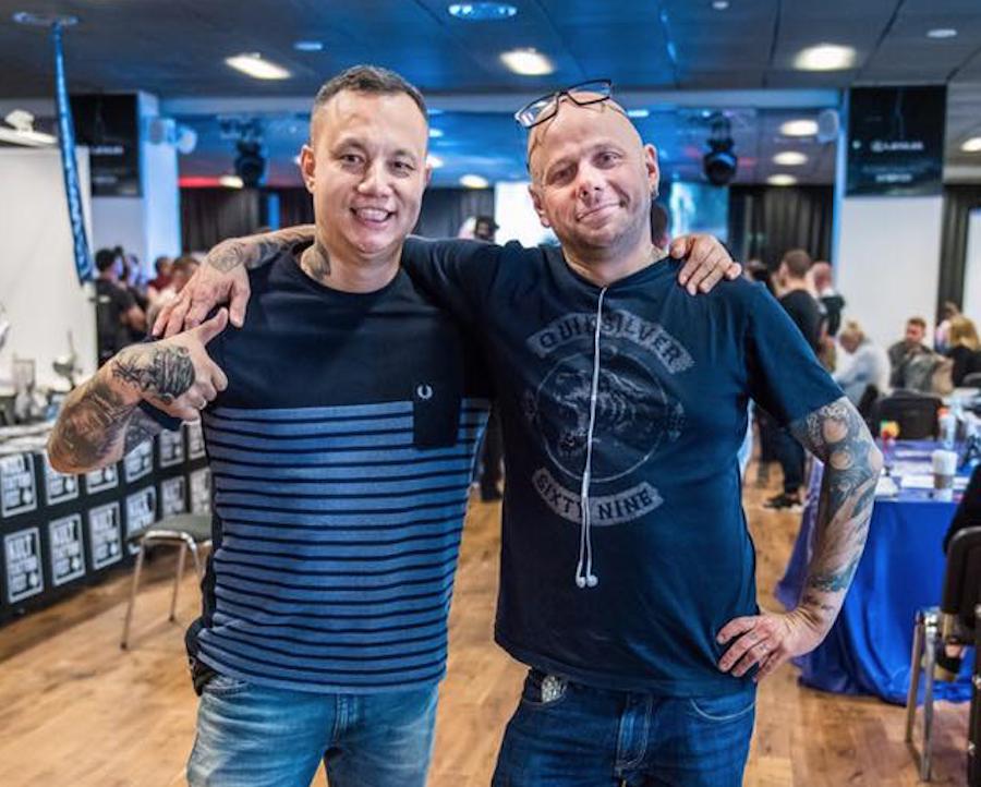 Nasi Ludzie: Warsaw Tattoo Convention