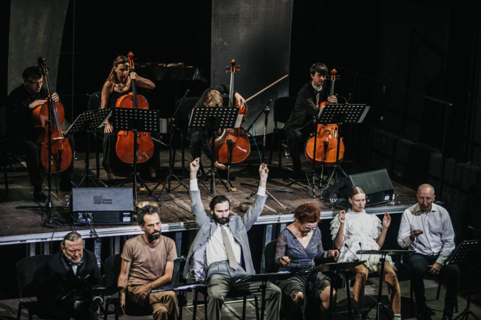 Inni Ludzie, Strach i mroczna opera – marzec w TR Warszawa