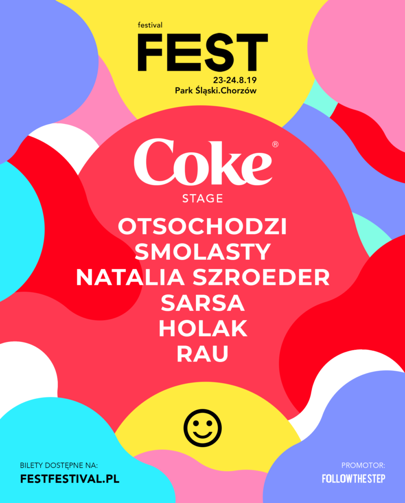 Coke Stage
