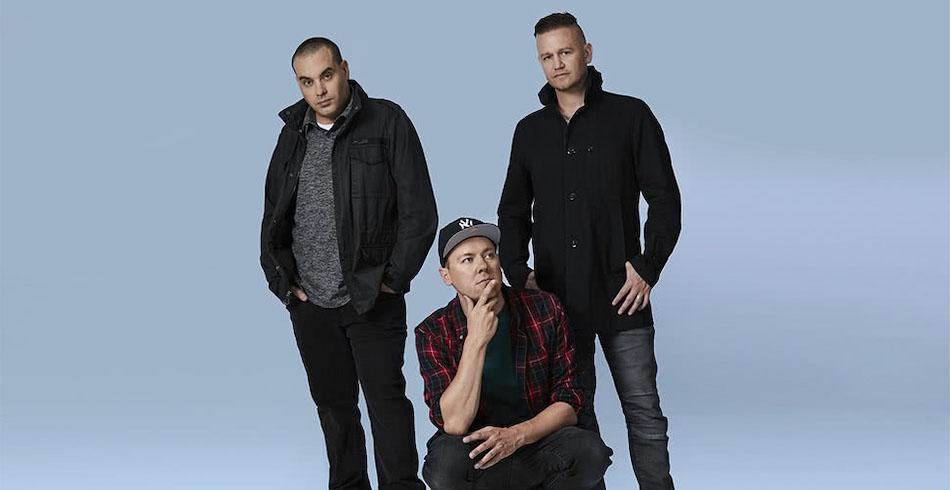 Australijskie trio Hilltop Hoods ponownie w Polsce