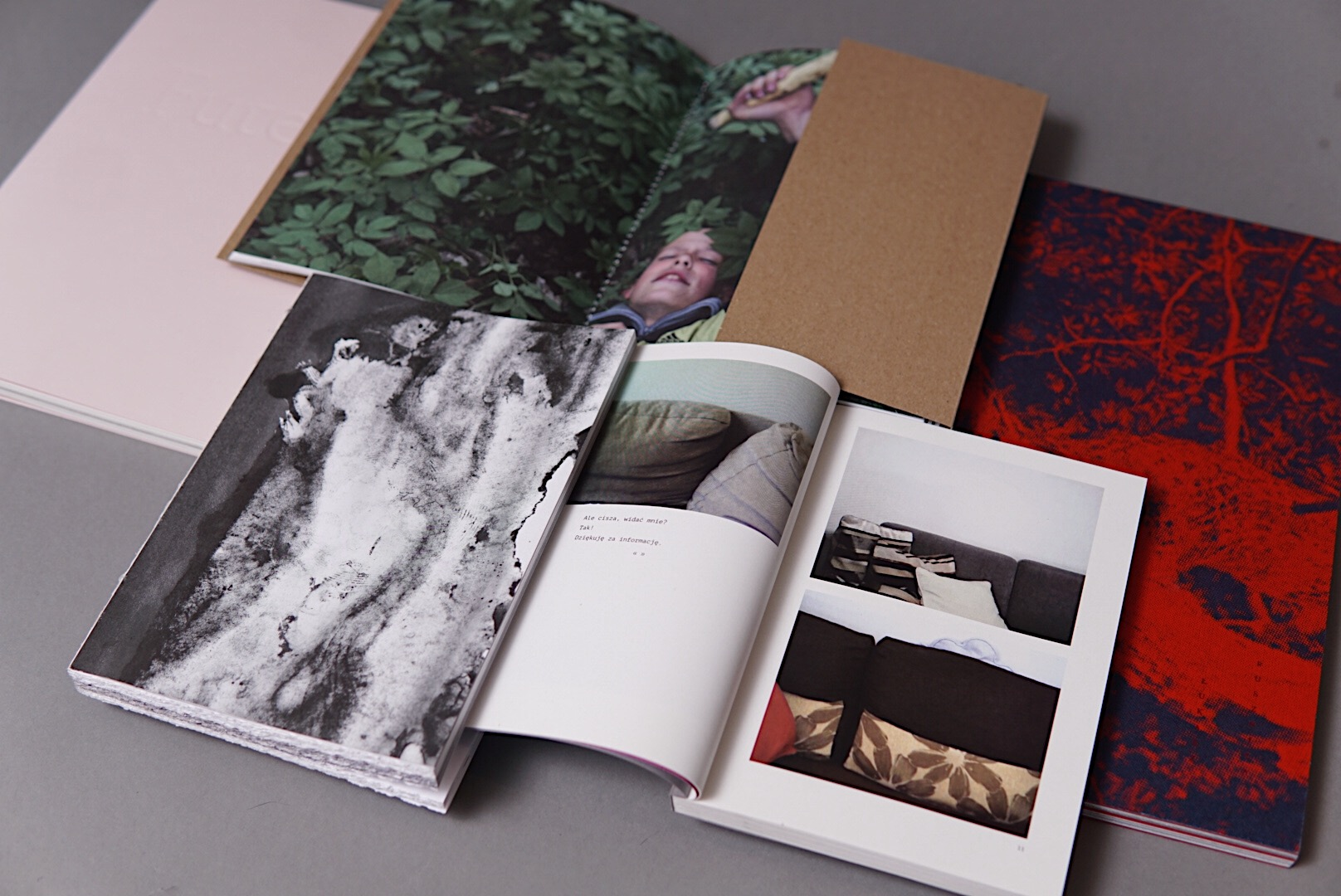 Z miłości do papieru – PAPERLUST Photobook Fest