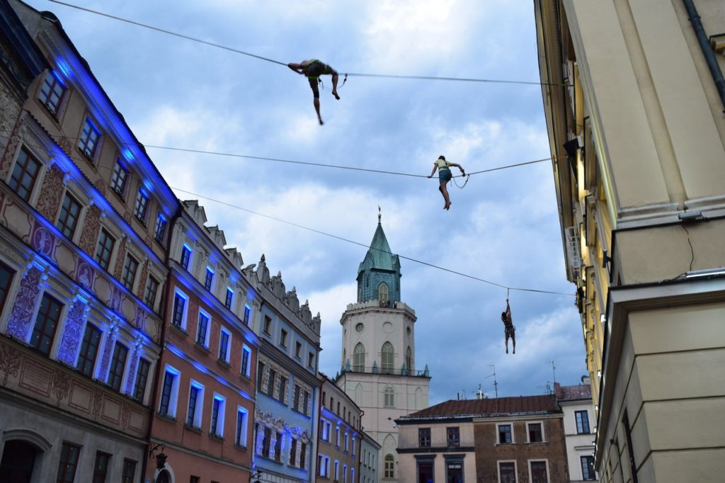 Carnaval Sztukmistrzów Going. poleca co robić Lublin