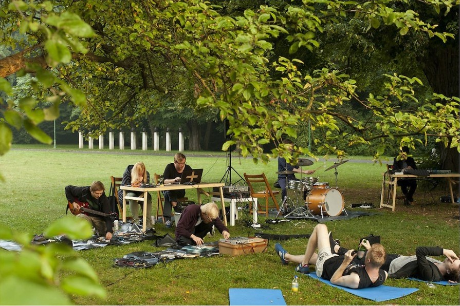 W Brzask Królikarnia Going. poleca muzyka muzeum sztuka za free weekend