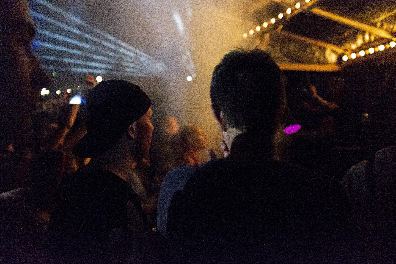 Wisłoujście festiwal relacja techno Trójmiasto Gdańsk Going.