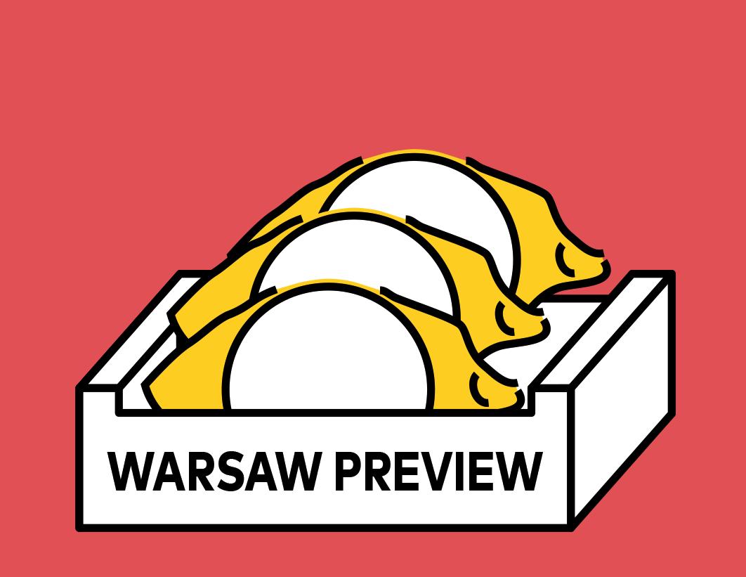 Warsaw Preview Królikarnia sztuka wystawy Warszawa Mokotów BAS Going.