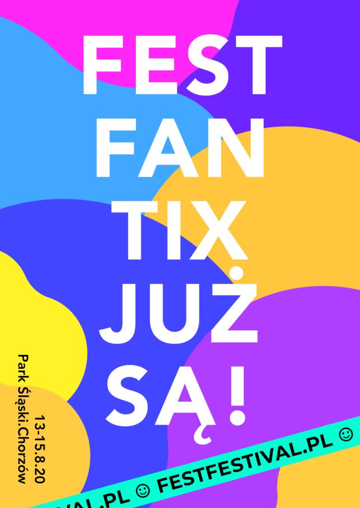 Fest Festival 2020 karnety VIP i Fan Tix w sprzedaży Going.