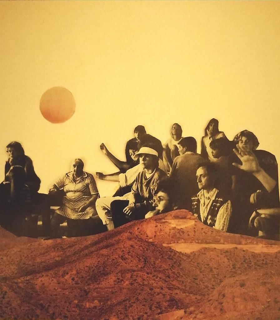Himalaya Collective Cykada Going. bilety Komety album premiera