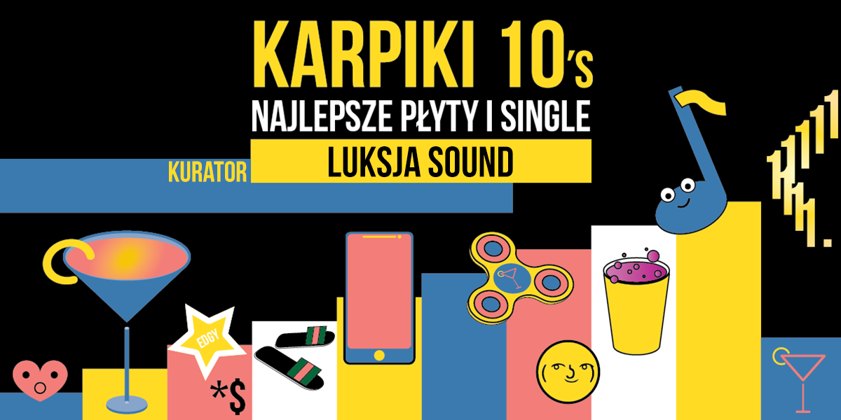 Luksja Sound Karpiki Carpigiani Going.