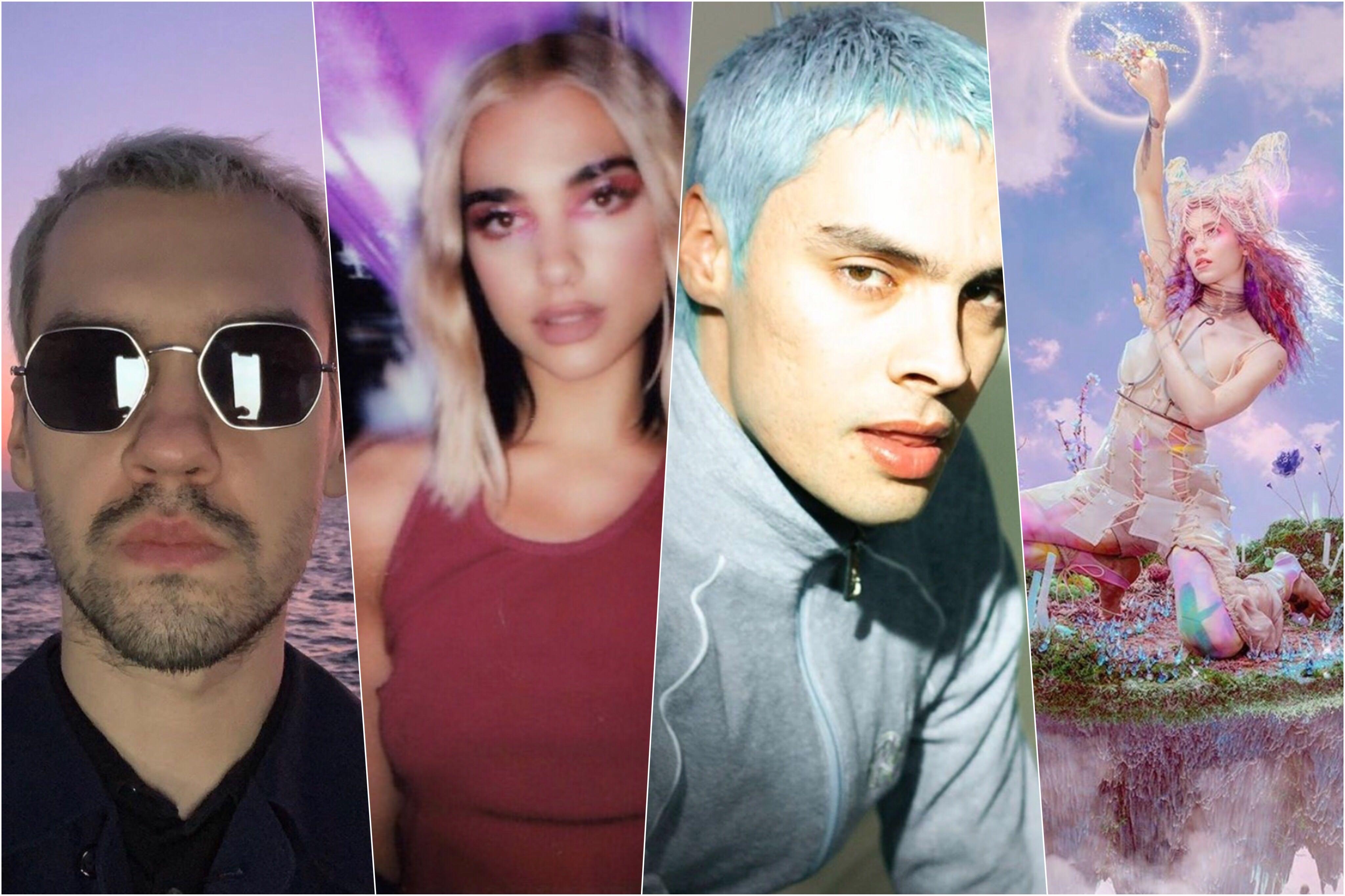 """""""Art Brut 2"""", mroczny King Krule i futurystyczna Grimes, czyli najbardziej wyczekiwane albumy początku roku"""