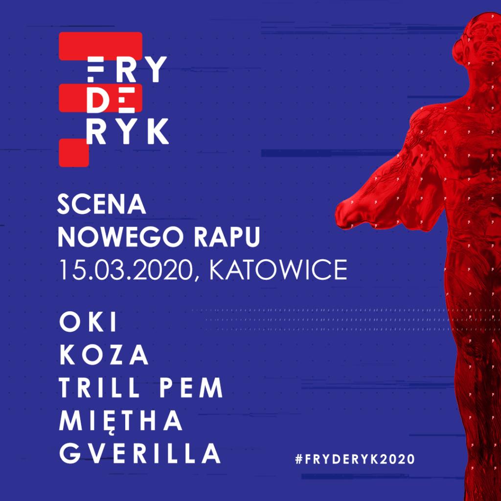 Going. rapu Fryderyk Festiwal Oki Koza Miętha