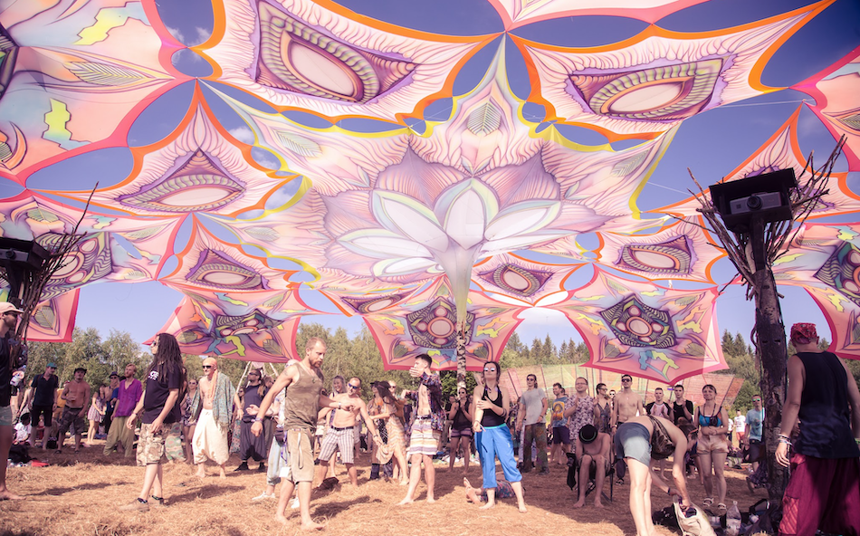 Egodrop Festival bilety Going. psytrance Goadupa