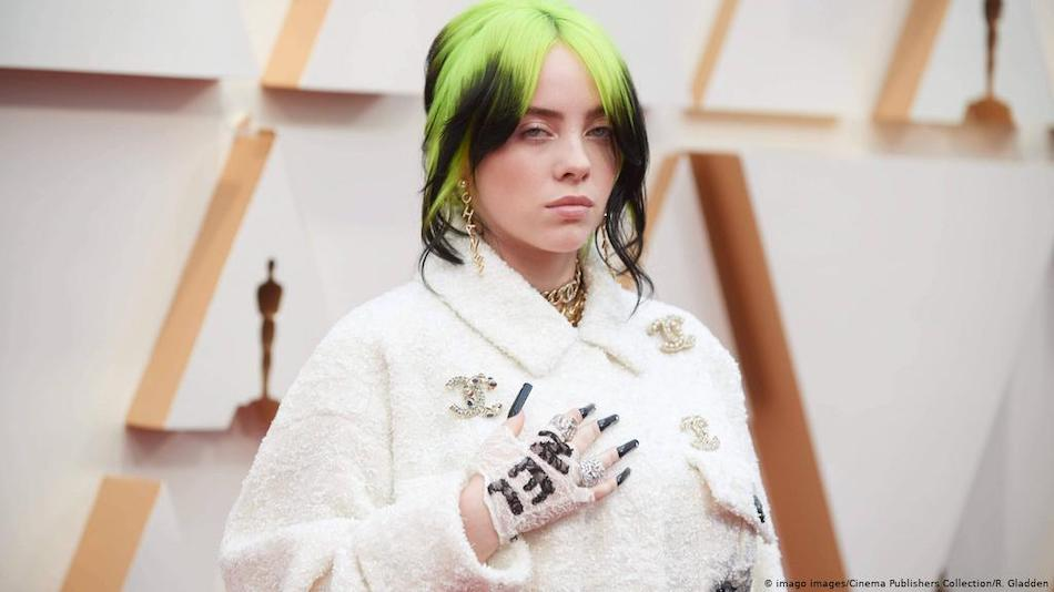 James Bond Carpigiani Going. Billie Eilish